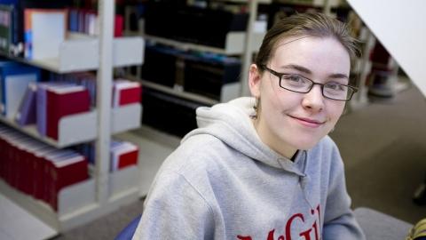 McGill student