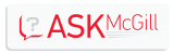 Ask McGill logo