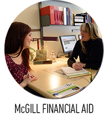 McGill financial aid