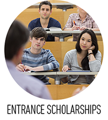 Entrance scholarships