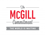 The McGill Commitment logo