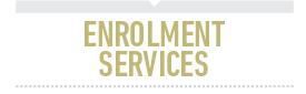 Enrolment Services