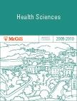 McGill University 2009-2010 Health Sciences Calendar
