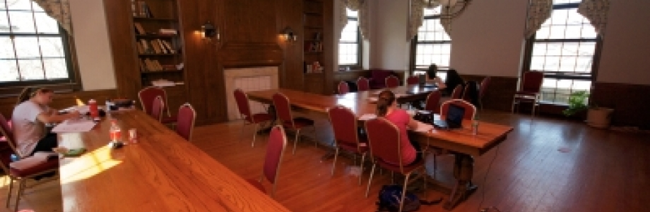 Mcgill Study Rooms