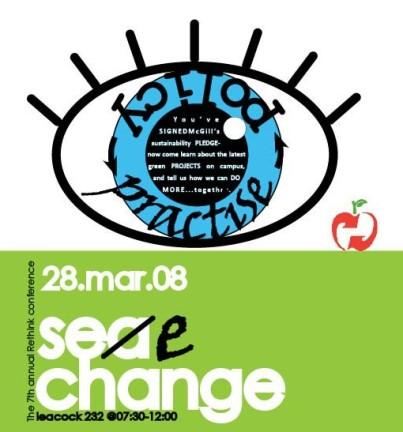 Rethink conference logo 2008