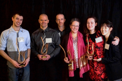 7th annual catalyst awards sustainability mcgill university 7th annual catalyst awards malvernweather Images