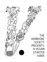 The Herbivore Society Presents: A Vegan Starter Guide