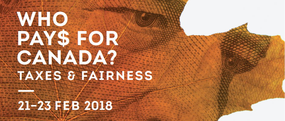 Who Pays for Canada: Taxes and Fairness