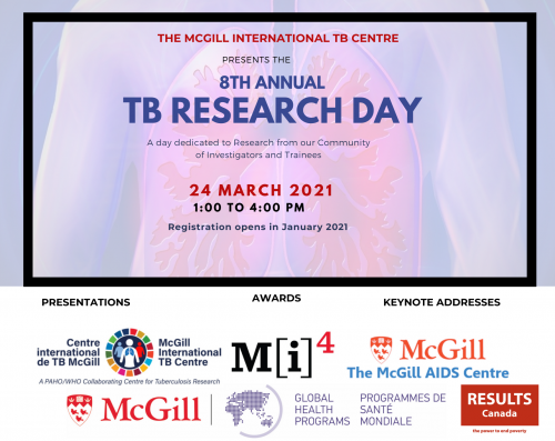 8th Annual TB Research Day