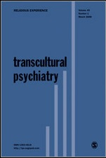 Transcultural Psychiatry Journal Logo