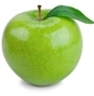Green Apple Button for Accolades