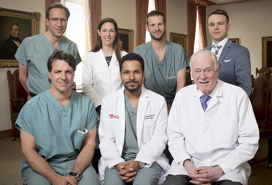 McGill Advanced Thoracic and Upper Gastrointestinal Surgical