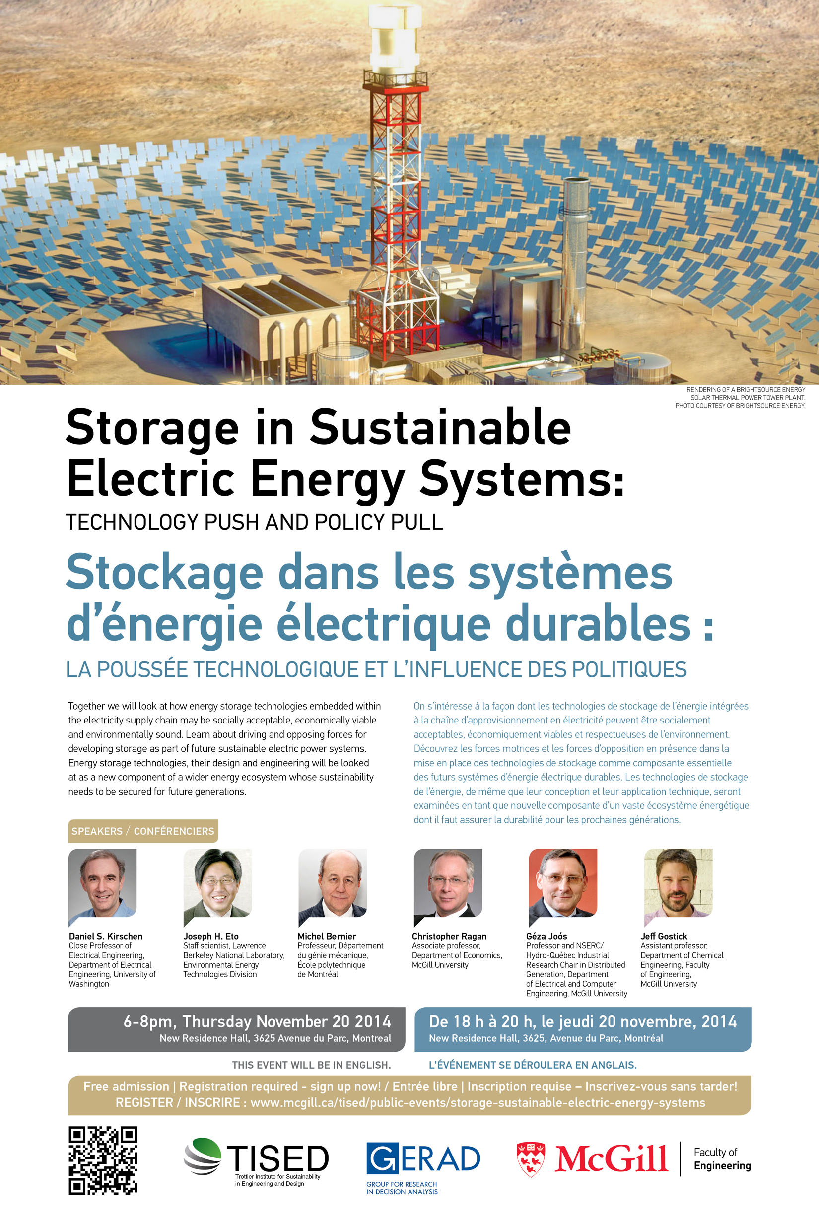 Storage in Sustainable Electric Energy Systems: Technology Push and Policy Pull