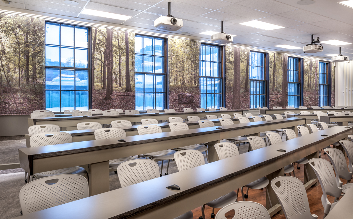 Innovative Classroom Furniture ~ Arts w teaching and learning services tls mcgill