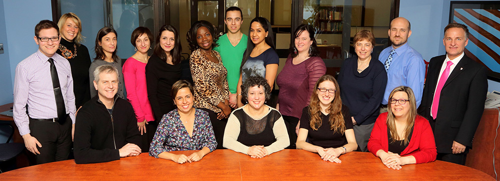 Group Photo of TLS Staff