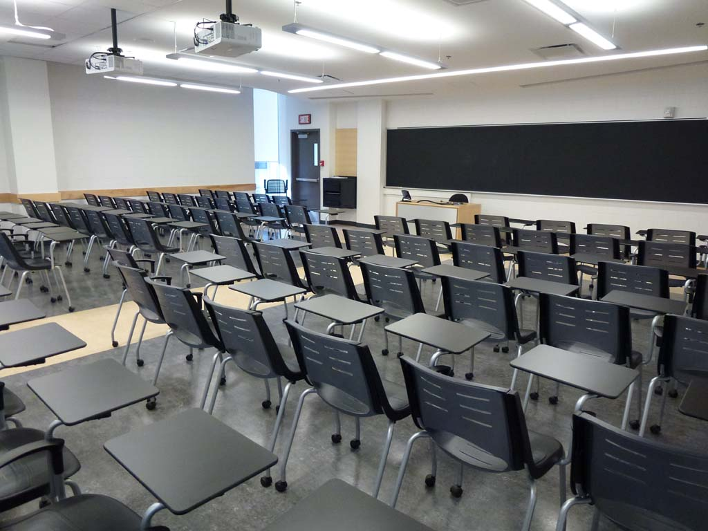 Stewart Biology Building room S3/3