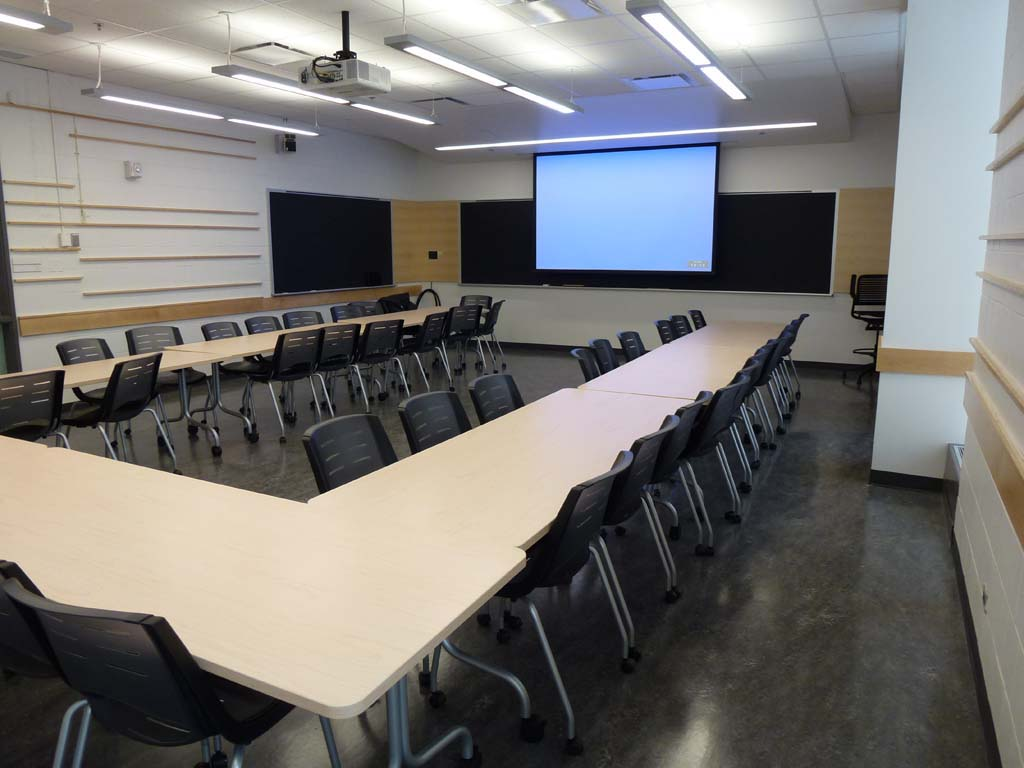 Stewart Biology Building room S3/4