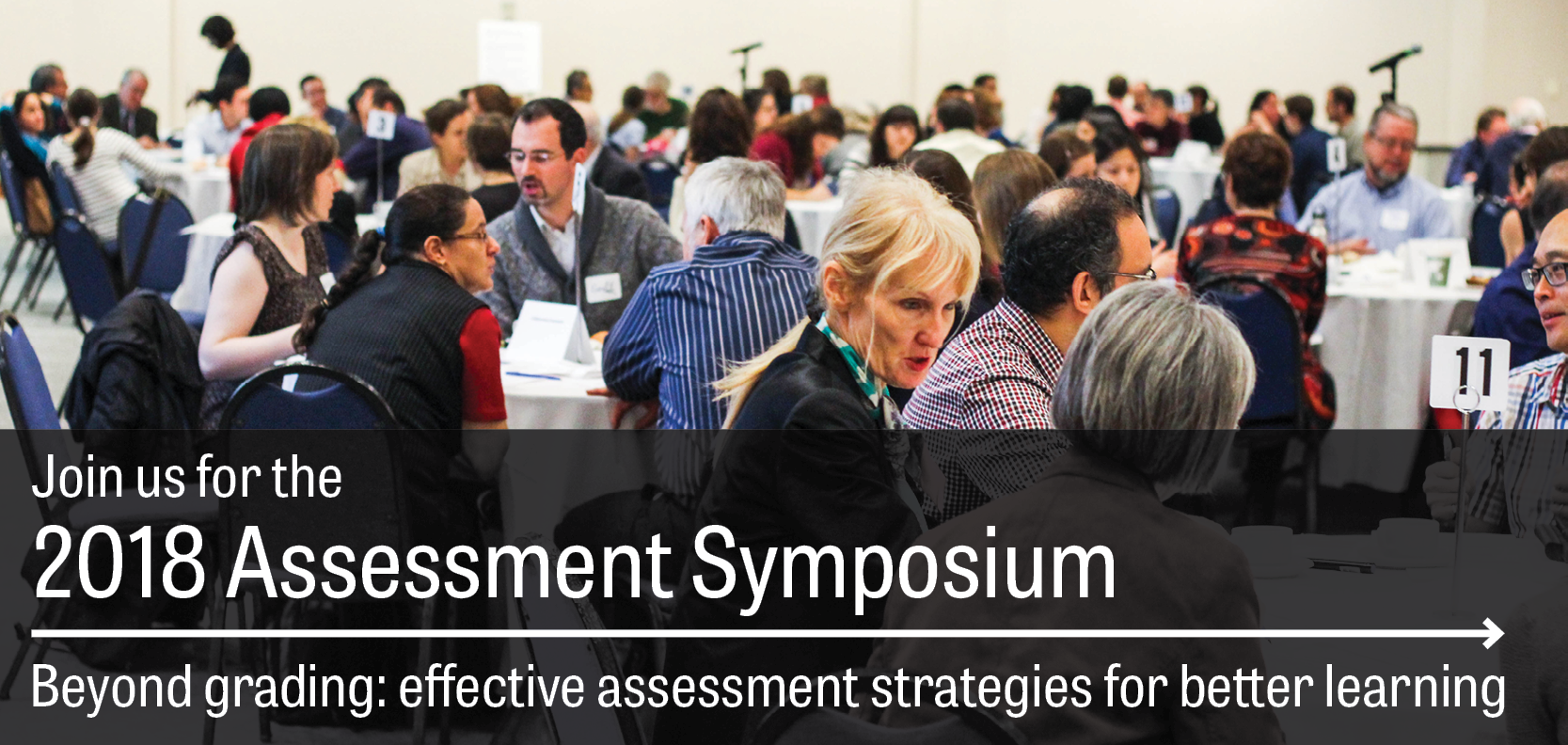 Join us for the 2018 Assessment Symposium!