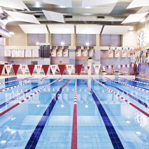 McGill Memorial Pool