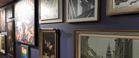 If Walls Could Talk: A Short History of McGill's Art Collection