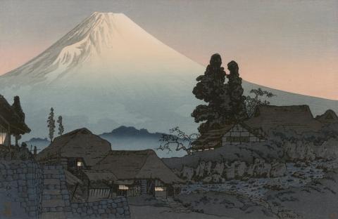 Shotei Takahashi, Mizukubo