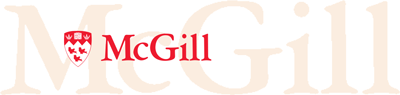 McGill wordmark